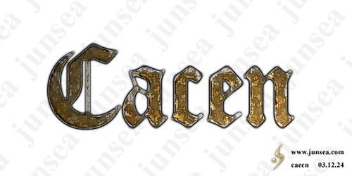 PS文字特效教程之制作欧洲复古艺术字