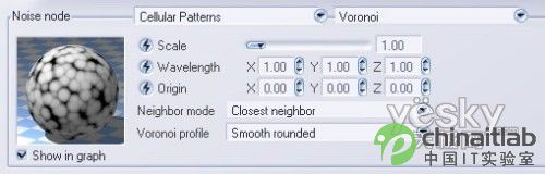 Authorware入门教程之三维景观软件V5E函数噪声节点
