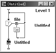 Authorware入门教程之做个Authorware菜单