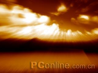 After Effects 实例教程之云层光线流动