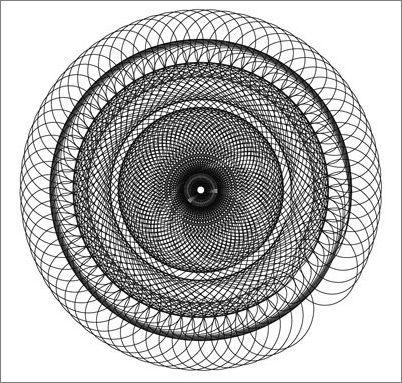 After Effects 使用技巧之制作螺旋形图案