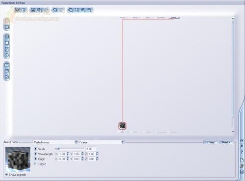 Vue 5 Esprit 高级教程之函数节点工具栏