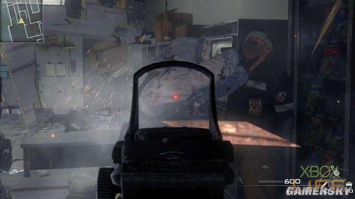 《使命召唤6》特种任务全星攻略Echo篇
