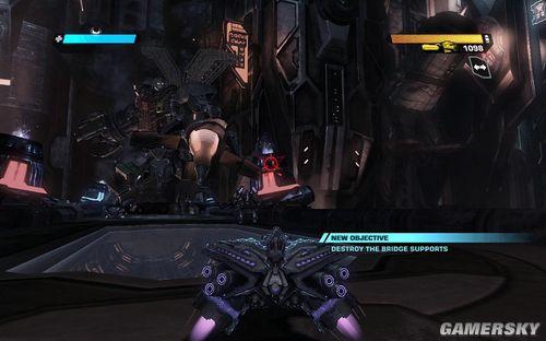 《变形金刚:赛博坦之战》图文攻略CHAPTER 4