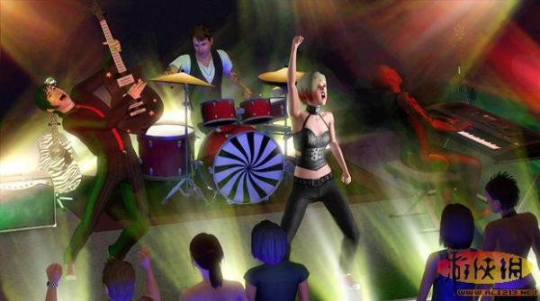 《模拟人生3:深夜狂欢》如何创建一个乐队专访