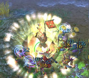《天下贰:巴山蜀水》荒火如何在三种常见情况下更高效地战斗
