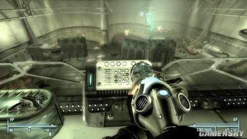 """《辐射3》""""母舰泽塔""""新天赋获得地"""
