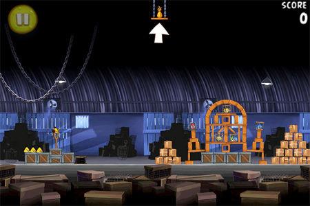 《愤怒的小鸟:里约大冒险》黄金果实获取图文攻略