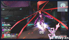 PSP《梦幻之星》全新BOSS介绍