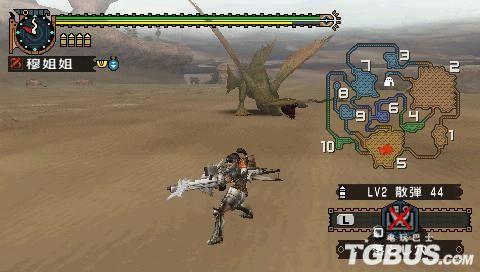《怪物猎人2G》怪物讨伐之沙龙重弩讨伐指南
