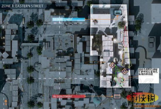 战地3大型市集grand bazaar - rush模式各阶段打法