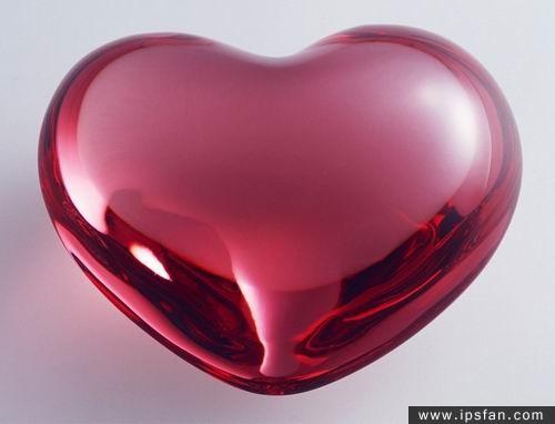 ps照片合成-水晶心形玫瑰