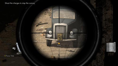 狙击精英V2攻略