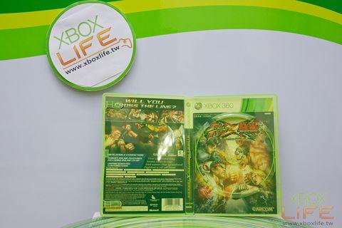 《街头霸王X铁拳》游戏说明与评测