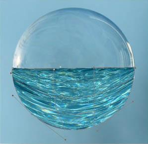 ps照片合成-打造水晶球水族馆