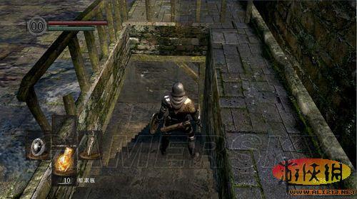 《黑暗之魂》初期神器获取攻略