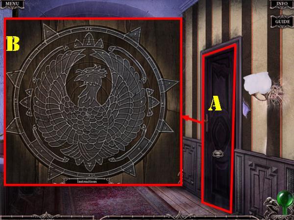 幽魂旅店4第三章图文攻略