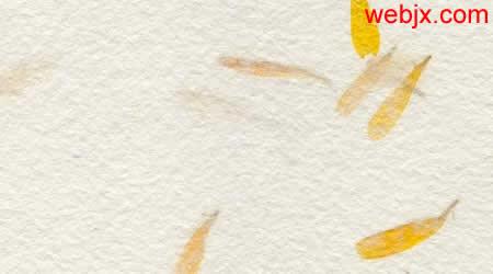 ps文字特效-打造水彩文字
