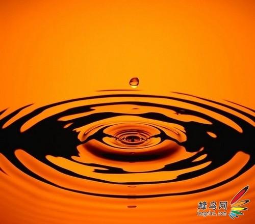 水滴拍摄技巧 营造视觉效果