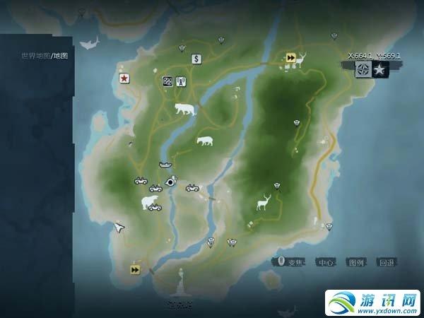 《孤岛惊魂3》瀑布遗迹获得技巧