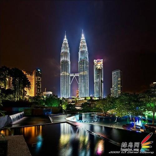 城市夜景拍摄全攻略
