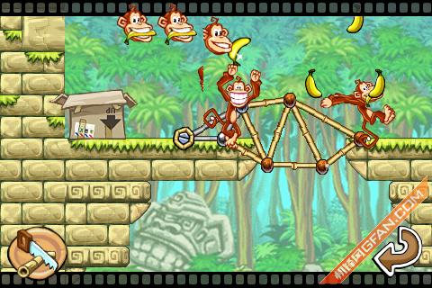 《猴子岛闯关》闯关操作介绍