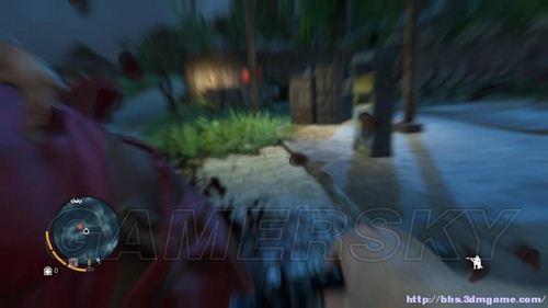 《孤岛惊魂3》卡尔的船舶修理厂潜行掠夺据点介绍