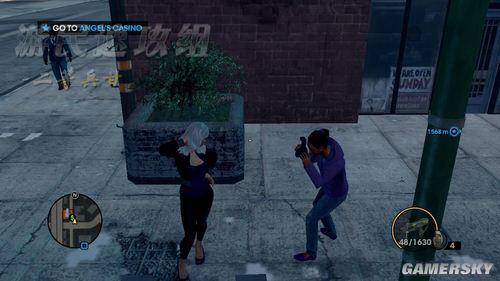 《黑道圣徒3》20个街头照相地点介绍第一部分