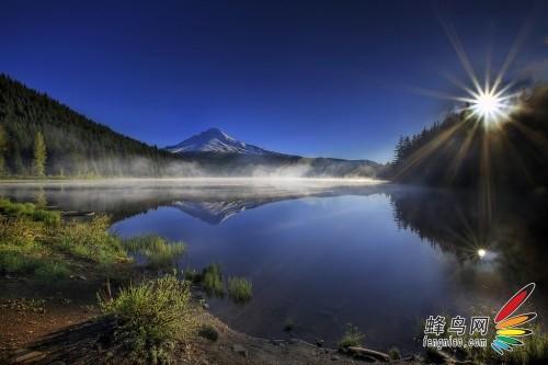 不能错过的湖景拍摄技巧