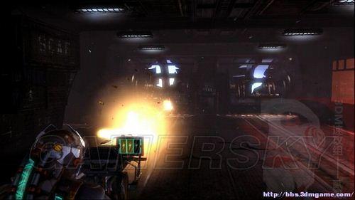 《死亡空间3》图文流程攻略第六章:修理飞船