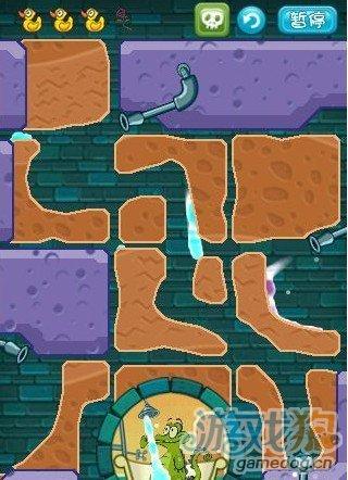 《鳄鱼小顽皮爱洗澡》之小泽龙蛇:一张水网
