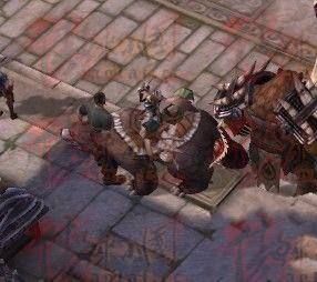 《斗战神》坐骑系统介绍