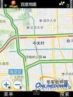 百度手机地图的使用方法