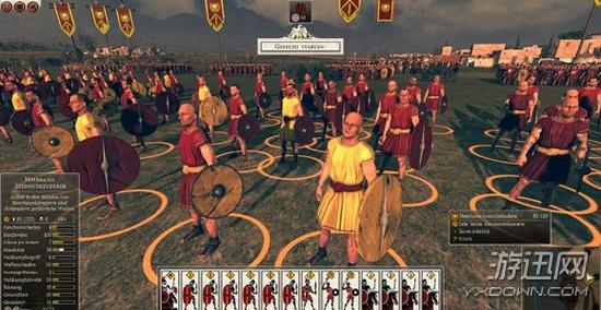 《罗马2:全面战争》帧数低画质差怎么办?