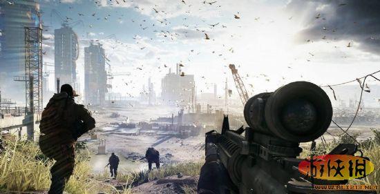 《战地4》多人模式级别武器介绍