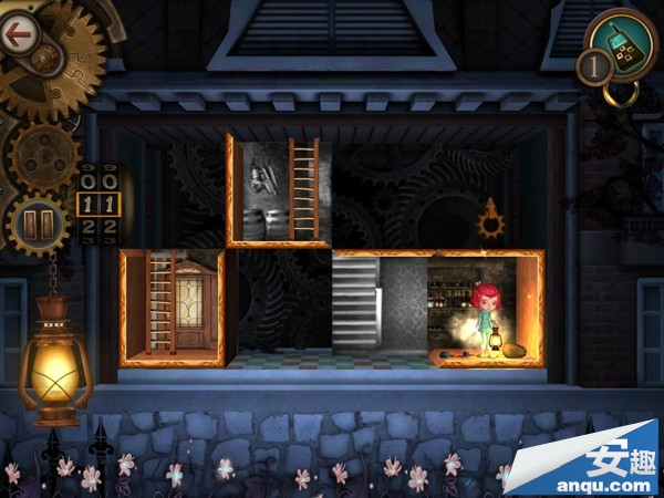 《豪宅之谜》第1-I关卡:危险的木碎块三星攻略