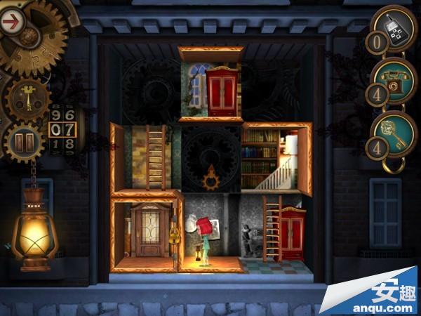 《豪宅之谜》第1-15关卡:衣柜和梯子三星攻略
