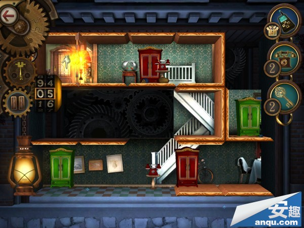 《豪宅之谜》第1-IV关卡:敢叫醒我试试过关攻略