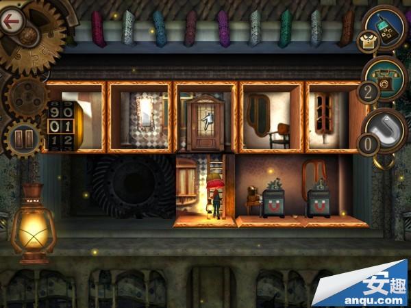《豪宅之谜》第2-8关卡:奇怪的装置过关图文攻略
