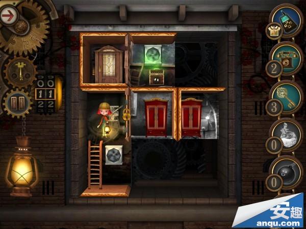 《豪宅之谜》第3-8关卡:赶进房间通关攻略