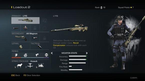 《战地4》狙击枪消音器安装教程