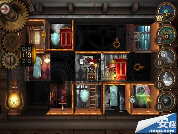 《豪宅之谜》第3-20关卡:芝麻开门图文通关攻略