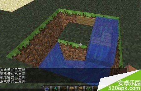 我的世界挂机池制作方法介绍1