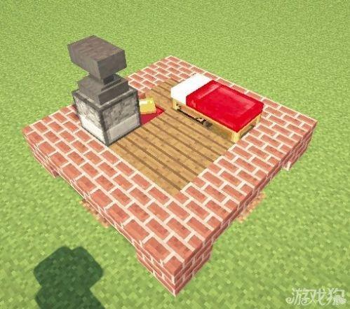 《我的世界》房屋的制作建筑教程