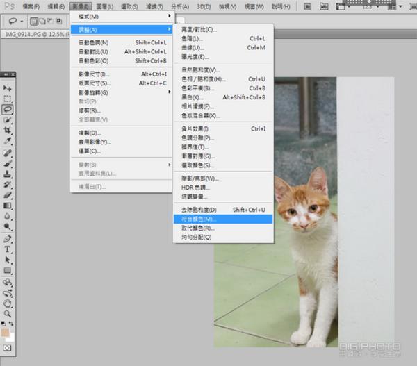 Photoshop如何快速复制电影海报色调