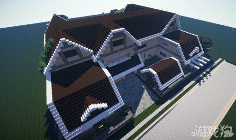 《我的世界》精美住宅建筑分享 精装修拎包入住