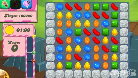 《糖果粉碎传奇Candy Crush Saga》26,27,28,29,30关过关攻略