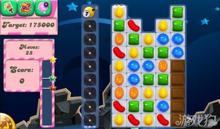 《糖果粉碎传奇Candy Crush Saga》101,102,103,104,105关过关攻略