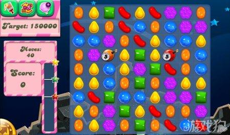 《糖果粉碎传奇Candy Crush Saga》106,107,108,109,110关过关攻略