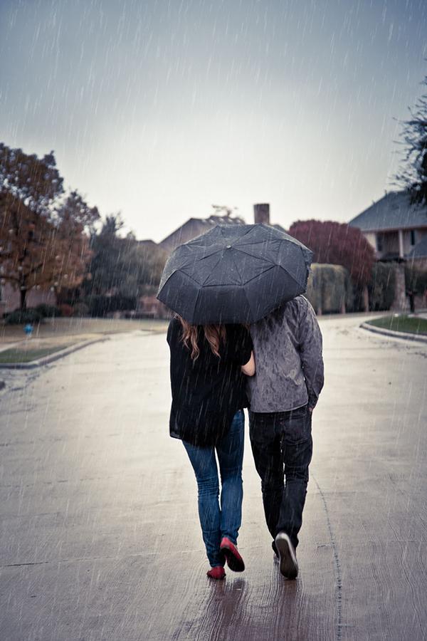 用PS为照片添加逼真生动的下雨效果